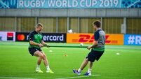 Farrell wants Ireland to draw strength from setback