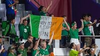 Twitter reaction as Ireland labour to bonus-point victory over Russia