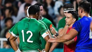 'It's very tough to judge' - Andy Farrell as Bundee Aki faces disciplinary hearing for red card