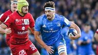 Battle of Deegan and Doris 'positive' for Leinster
