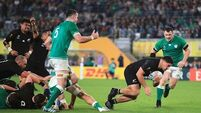 In 60 seconds: NZ too good for Ireland in Tokyo
