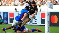 Four contenders revealed for 2019 Try of the Year