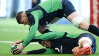 Andy Farrell names 36-man Ireland squad for England clash