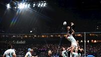 """It's like playing rugby in a nightclub"" - when razzmatazz and rugby collide in Paris"