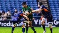 Edinburgh put 40 points on Connacht to maintain unbeaten home run