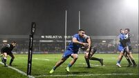 Leinster win at Ospreys to maintain unbeaten PRO14 record