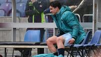 Munster's Carbery doubtful for opening games of Champions Cup
