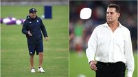 Coaching success: The men behind England and South Africa