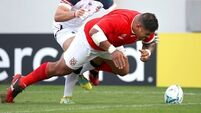 Tonga end World Cup on a high with win over United States