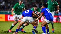 No panic stations as Farrell drills Ireland for red peril