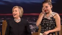 Miley Cyrus broke down during her thank you note to Hillary Clinton and you might too
