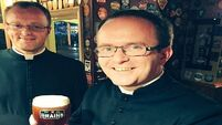 Seven priests turned away from pub  ... because staff thought they were a stag do