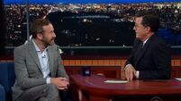 "Chris O'Dowd convinces US TV host Rossies are ""best football team in Ireland"""