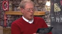 Mícheál Ó Muircheartaigh's dramatic reading of Camila Cabello's Havana is all you need  today
