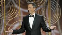 The 10 best jokes from Seth Meyers' Golden Globes monologue