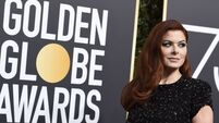 Debra Messing called out E!'s gender pay gap while being interviewed on E!