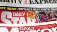 Trinity Mirror strikes deal to buy Daily Express and Daily Star; Richard Desmond to step back