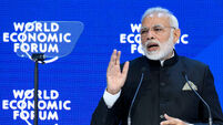 India's Narendra Modi warns against 'forces of protectionism' in Davos speech