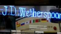 JD Wetherspoons to expand as Irish pubs outperform those in the UK