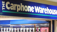 Demand for iPhone lifts Carphone's Irish sales