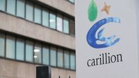 Carillion apprentices face having pay stopped in next few days
