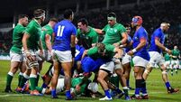 Ireland book place in quarter-finals but suffer Aki blow