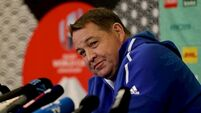 Steve Hansen starts the mind games