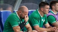 Twitter: Tributes paid to Schmidt and Best after Rugby World Cup quarter-final defeat