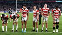Japan success set to rock world rugby order