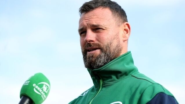 Carolan wants Connacht to be 'ruthless' in Edinburgh