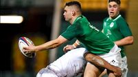 Ireland U20s clinch Triple Crown with superb win over England