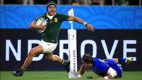 Cheslin Kolbe: Dynamite comes in small packages