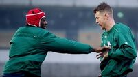Celebrations come early for Connacht ahead of Toulouse tie