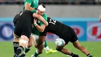 Ireland suffer another quarter-final exit at hands of dominant All Blacks