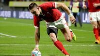 French test awaits Wales as win over Uruguay completes Pool D clean sweep