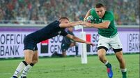 Ireland's Rugby World Cup clash against Samoa given green light