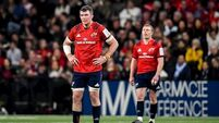 O'Mahony: Missed points now haunting Munster