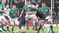 Reluctant leader Tadhg Furlong gradually finding his voice