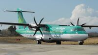 Aer Lingus Regional raises passenger numbers on Donegal and Kerry routes