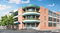Dublin office block comes on the market for €25.5m