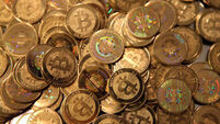 Charges over bitcoin offering