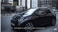 BMW i3 car ad banned for 'misleading' environmental claims