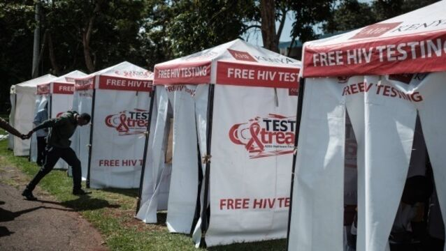 We need to step up the fight to defeat HIV/Aids