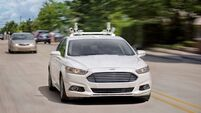Steering safety issues of driverless vehicles