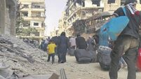Readers' Blog: We must all act to end the atrocities in Syria
