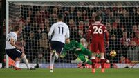 Harry Kane makes the most of his second chance as Liverpool and Tottenham draw