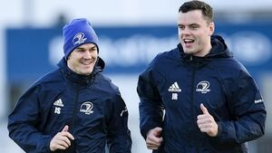 Sexton and Ryan both on course for Six Nations opener