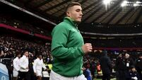 Jordan Larmour finding his feet and adding attacking edge