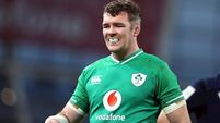 Warrior Peter O'Mahony has 'another gear' in him