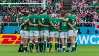 Ireland player ratings after defeat to Japan